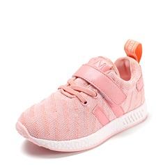 Unisexmodell Lukket Tå Mesh flat Heel Sneakers & Athletic med Velcro (207153613)