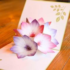 художественный стиль Боковой складкой поздравительные открытки/ответ карты/Спасибо карты (114205143)
