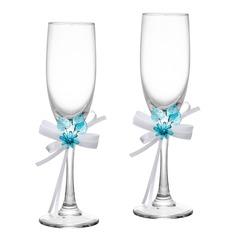 Tema Flores Brindando flautas (Conjunto De 2) (126032352)