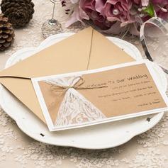 Personalizzato Perla Carta/Kraft Paper Biglietti d'invito (Set di 10) (118068230)