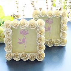 Rose projeto Adorável Rosa Resina Molduras (Vendido em um único) (051163646)