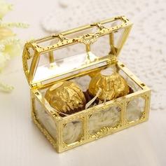 Классический/прекрасный Корень пластиковые Фавор коробки и контейнеры/Горшки и банки для конфет (набор из 12) (050168337)