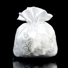 Довольно Атлас/кружева Сумочка невесты (012073917)