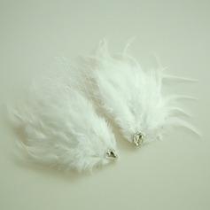 Дамы Красивая чистая пряжа/перо лоб ювелирные изделия (042143691)