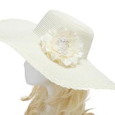 великолепный Искусственного шелка/Импортные бумаги Цветы и перья (042052514)