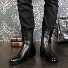 Мужская кожа из микроволокна Chukka вскользь Men's Boots (261172205)