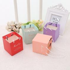 Cubic Kaart Papier Bedank Tassen (Set van 12) (050150936)