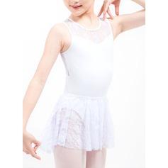 Barne Danseklær Nylon Ballett Drakter (115166264)