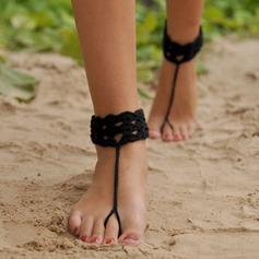 Кружева Ноги Ювелирные изделия (Продается в виде единой детали) (107122419)
