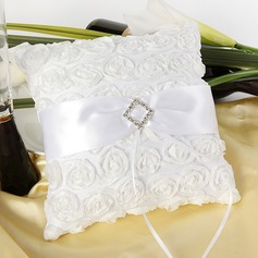 розовый Кольцо подушки с Лента (103018291)