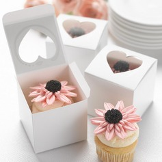 Сердце выключатели Корень картона бумаги Фавор коробки и контейнеры/пирожня Коробки (набор из 12) (050057677)