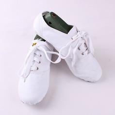 Женщины Холст Балет Джаз Обувь для танцев (053111512)