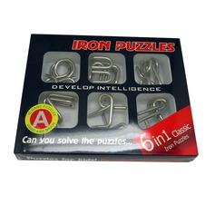игрушки Современный Металл Набор головоломок головоломки мозга неперсонализированную Подарки (129140511)
