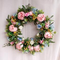 Открытый красивая элегантные шелковые цветы Домашнего декора продается в одном (203175801)