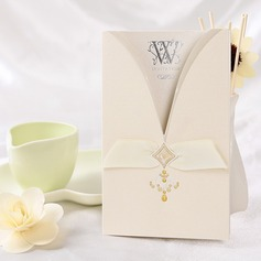 klassisk stil Wrap & Pocket Invitation Cards (Sats om 50) (114032372)