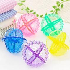 пластиковые Шайба для мытья шаров для мытья рук Хранение Прачечная Мягкая свежая стиральная машина Сушилка для умягчения ткани (набор из 12) Подарки (129140528)