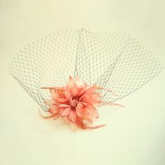 Дамы Красивая чистая пряжа/шелковые цветы лоб ювелирные изделия (042143689)