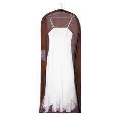 Vintage Comprimento do vestir Saco de Roupa (035053128)