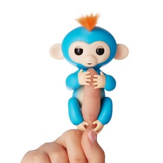 Mini Finger-tip Monkey Smart Electric Touch Motion Monkey Kids Speelgoed Acryl/Polyester (051139987)