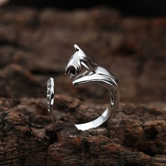Unique Cat Women's Fashion Rings Geschenken (129140499)