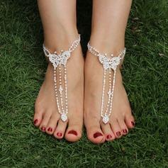 горный хрусталь Alloy Ноги Ювелирные изделия (Продается в виде единой детали) (107122412)