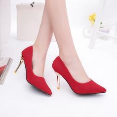 Vrouwen Kunstleer Stiletto Heel Pumps (047108602)