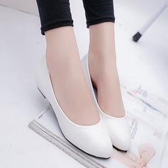 Vrouwen Kunstleer Stiletto Heel Pumps (047108611)