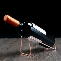 Eenvoudig Legering Flessenhouder / Wijn Rek (052095635)