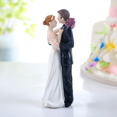 невеста и невесты смола Свадьба Фигурки для торта (122036168)