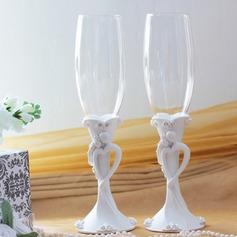 Bruid en bruidegom ontwerp Roosteren fluiten (126063561)