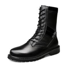 Мужская натуральня кожа челси вскользь Men's Boots (261176393)