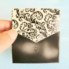 Klassische Art/Blumenmuster Blume Design Karton Papier mit Bänder (Satz von 12) (051163654)