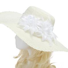 Привлекательным Искусственного шелка/перья/Импортные бумаги Цветы и перья (042052517)