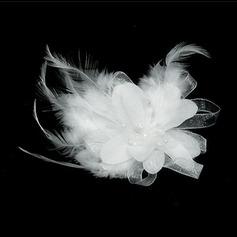 великолепный жемчуг/чистая пряжа Цветы и перья (042026368)