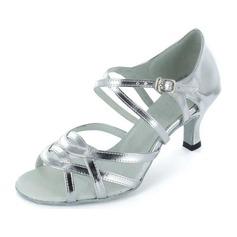 Vrouwen Patent Leather Hakken Sandalen Latijn Dansschoenen (053021655)