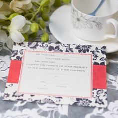 классический стиль Плоская карта Invitation Cards (набор из 50) (114064000)