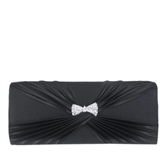 Fashionable Satin Clutches (012008203)