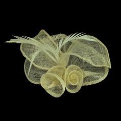 Гламурный чистая пряжа Цветы и перья (042050431)