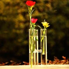 Em forma de tubo Vidro Vaso (128035817)