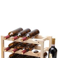 простой классический симпатичный деревянный Винный шкаф (203199436)
