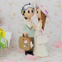 Niet-Persoonlijk Bruid Bruidegom Resin Creatieve cadeaus (129061180)