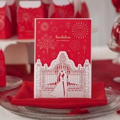Style de la mariée et du marié Enveloppe & Pochette Invitation Cards (Lot de 50) (114047976)