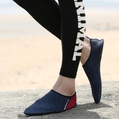 Мужская ткань Танцевальные кроссовки Танцевальные кроссовки с Шнуровка Обувь для танцев (053106495)