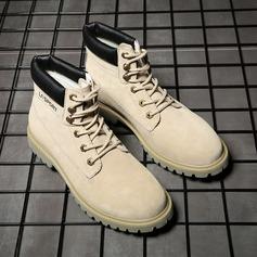 Menn Egte Lær Snø støvler Avslappet Boots til herre (261172223)