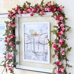 простой красивая элегантные классический шелковые цветы Домашнего декора продается в одном (203169655)