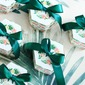 Creative/Lovely Card Paper Favor Boxes & Containers With Ribbons (Set of 20) (050203436)