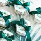 творческих/прекрасный картона бумаги Фавор коробки и контейнеры с Ленты (набор из 20) (050203436)