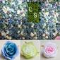 Красивая Довольно Шелковые Искусственные цветы (Набор из 50) (131174662)