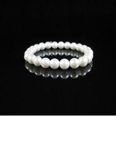 Elegante La perla de faux Señoras' Pulseras (011026727)