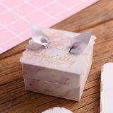 Dulce Amor Cubic Papel para tarjetas Cajas de regalos con Cintas (Juego de 30) (050197389)